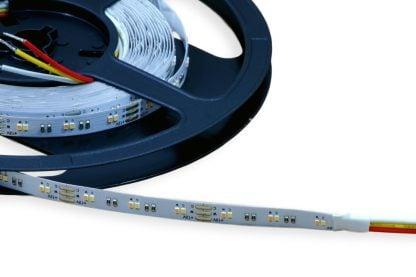 LED-nauha säädettävä värilämpö