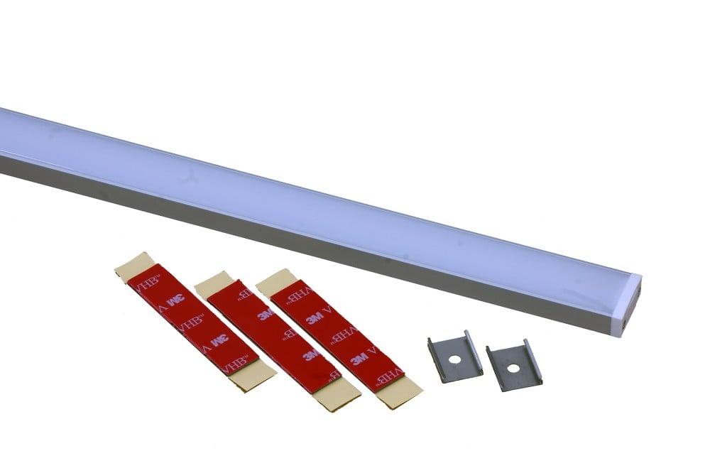 LED nauha terassipaketti 5 metriä, himmennettävä, IP65