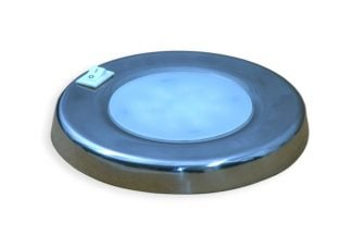 4W LED-valo kytkimellä