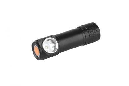LED-otsalamppu ladattavalla akulla 2