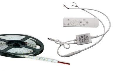 LED-nauhasetti langattomalla himmennyksellä